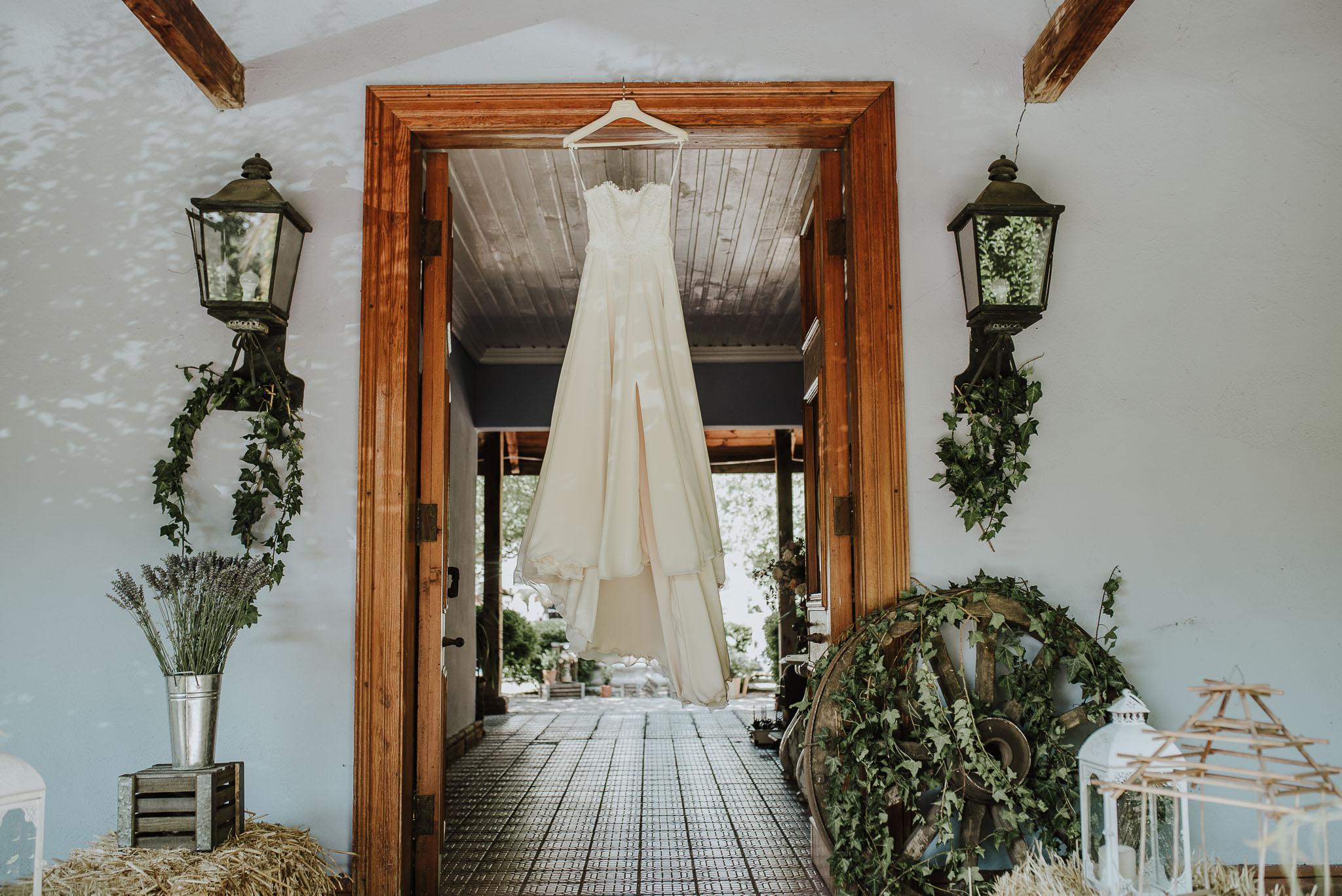 preparativos-novia-casa de campo fuller-vestido novia