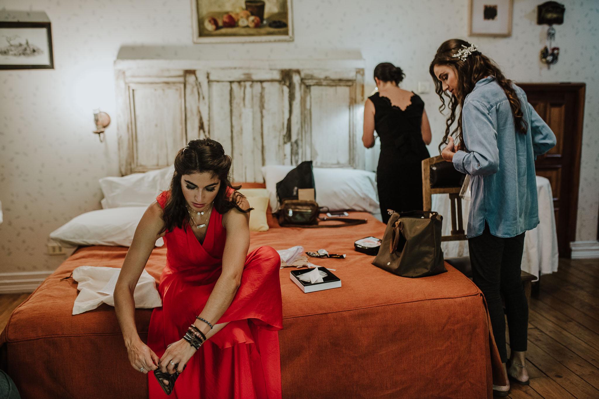 preparativos-novia-casa de campo fuller