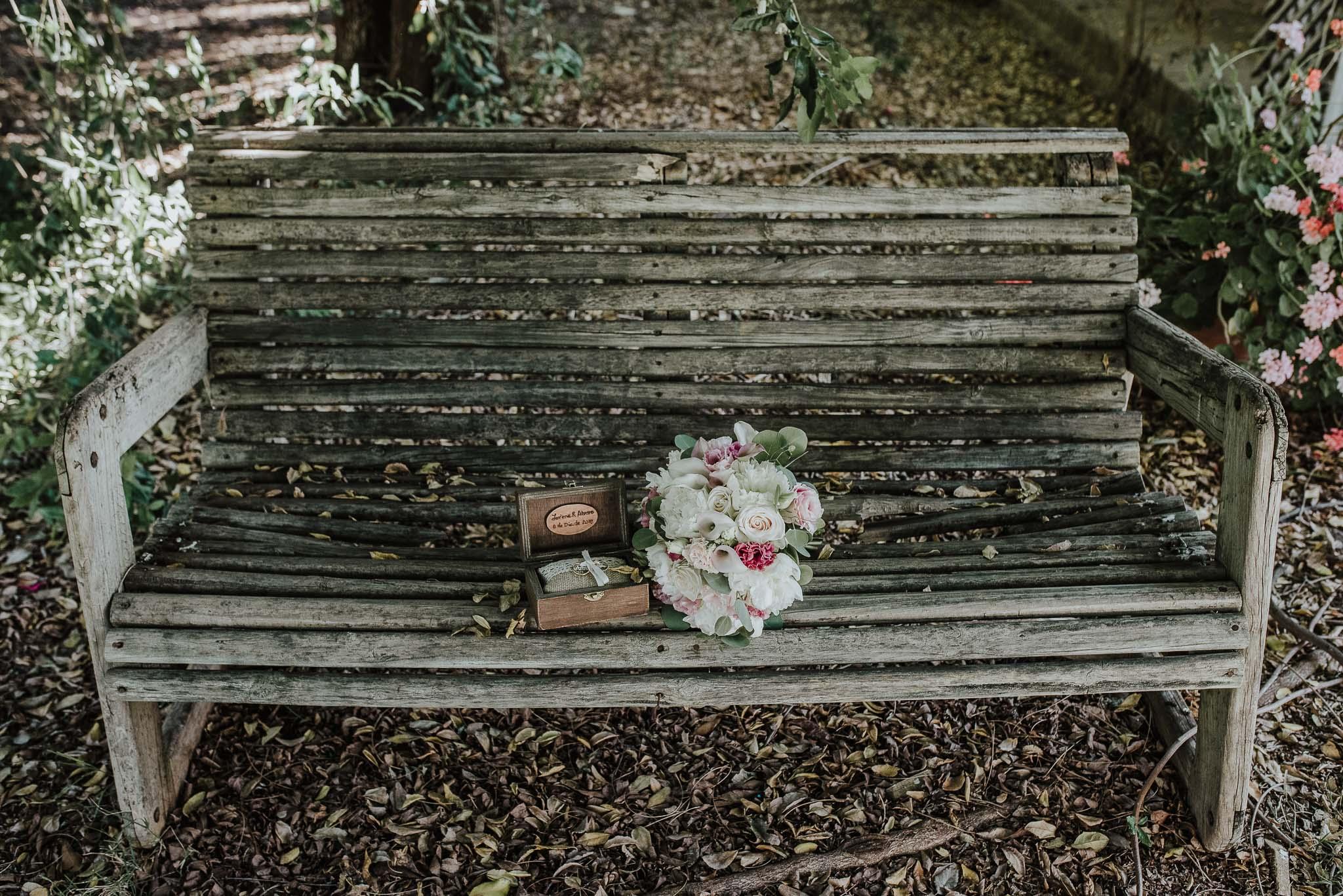 preparativos-novia-casa de campo fuller-ramo de novia