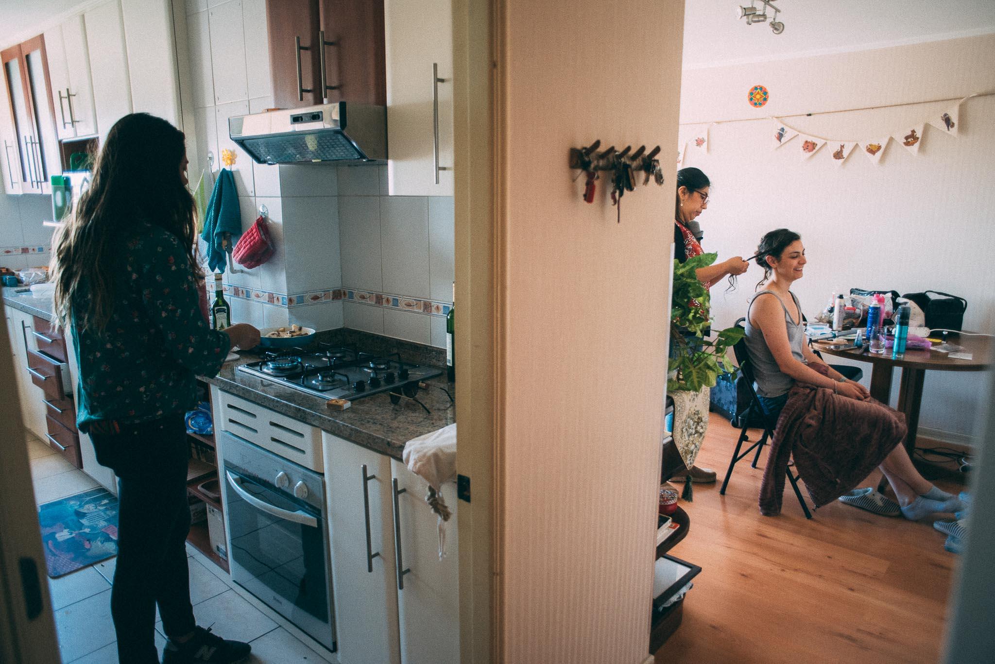 la fragua centro de eventos-purranque-decima region-llanquihue-matrimonio campestre-fotografo documental de matrimonios-make up-preparativos novia